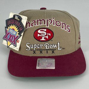 Original SAN FRANCISCO 49ers Champions Superbowl X